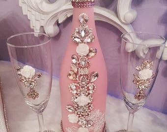 Champaign set ( 12 glasses)