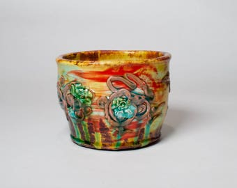 Colorful Cachepot(95)