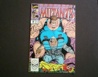 The New Mutants 88, (1990), Cable, Marvel Comics M2