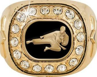 Martial Arts Ring