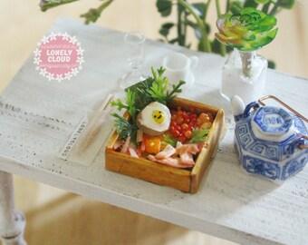 Miniature Bento Box (Style One)