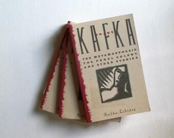 3 Kafka books