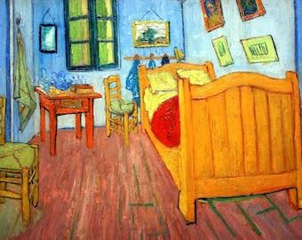 Van Gogh's bedroom in Arles placemat