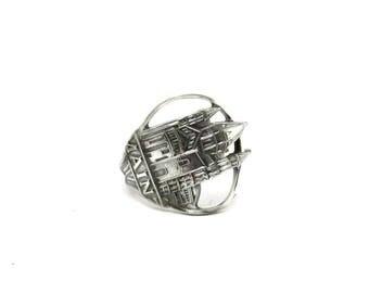 mainz ring, german ring, germany ring, european ring, spoon ring