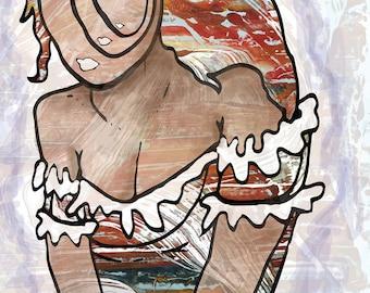 Alice.iN.wOnderland 11x17 Poster Print