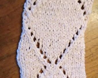 Jill's diamond scarf