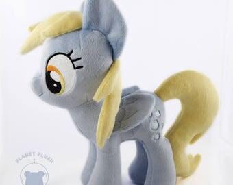Derpy Pony Plush