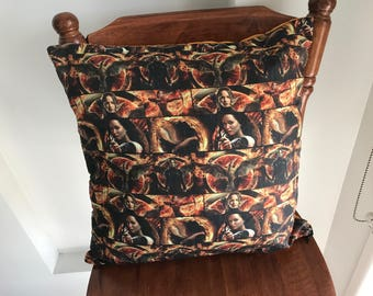 The Hunger Games Cushion Cover