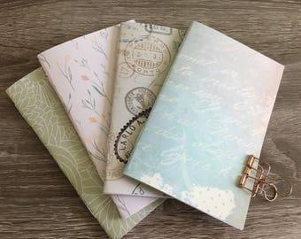 Midori/Fauxdori Notebooks-dotted
