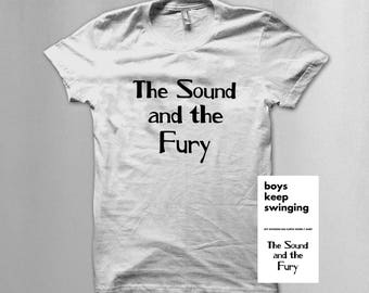 Joy Division/Ian Curtis inspired T shirt (WHITE ONLY)