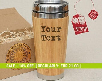 Engraved Thermos Etsy