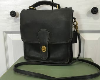 Vintage Coach Purse Leather