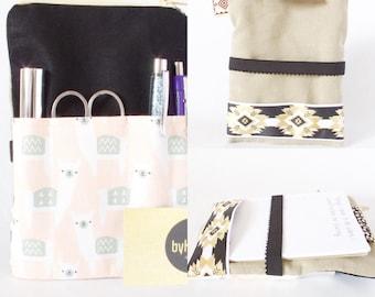 Nurse Gift.ALPACA LLAMA Pocket Bag.Nurse Grad.Vet Tech.Vet Gift. Physician Assistant Gift.RN Bag.Medical Student Gift.Vet Tech Gift. Vet Bag