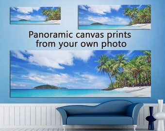 Panoramic prints from your own photo, All Sizes Photo To Canvas, Custom Canvas Prints,Your Image Turn Into Canvas, Photo Canvas Gallery Wrap