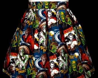 Horror Movie Skirt