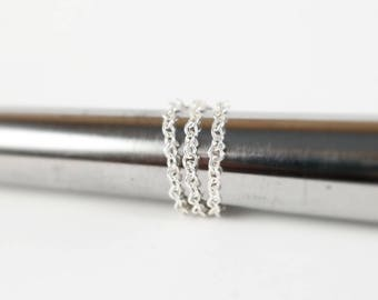 Thin Dainty Ring | Delicate Ring | Simple Ring | Minimalist Ring | Unique Dainty Ring | Dainty Ring | Stacking Ring | Sterling Silver Ring