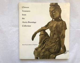 Chinese Treasures from the Avery Brundage CollectionPaperback– 1968