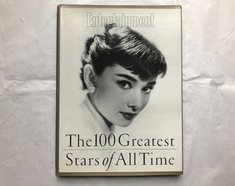 Entertainment Weekly The 100 Greatest Stars of All Time, Hardcover 1998