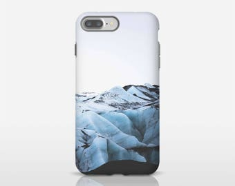 Ice Mountain iPhone Case, Iceland Landscape, Photo Cell Case, Phone Case Online, Phone Accessories, Apple iPhone Cases