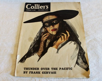 Collier's Magazine dated January 3, 1942