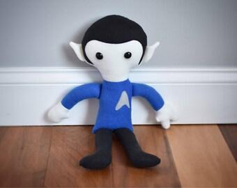 Mr. Spock, Star Trek Doll