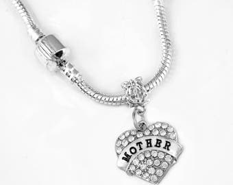 Mother necklace Mom necklace Best Mom necklace Mommy necklace