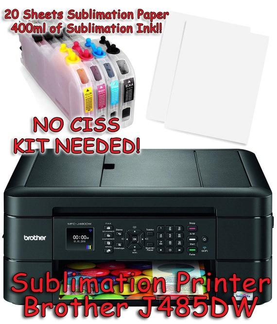 Brother Printer Drivers Mfc J485dw