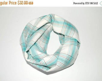 15% off women gift gift for women infinity scarf owner scarf linen scarf summer scarf women scarf mens scarf unisex scarf plaid scarf spring