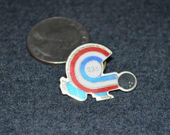 """Vintage Bowling Award """"225 Game"""" Lapel Pin"""
