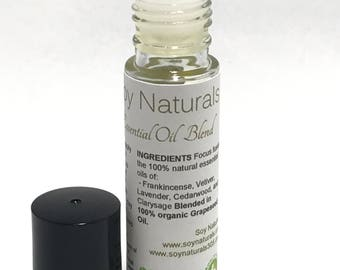 Immune Boost Essential Oil Roll On Blend, Immunity Blend 10ml