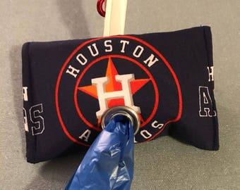 Houston Astros Dog Waste bag holder