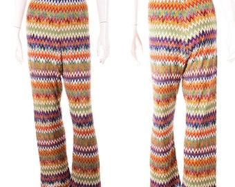 Missoni Knit Pants
