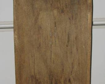 Primitive Wooden Village Tools Washtub