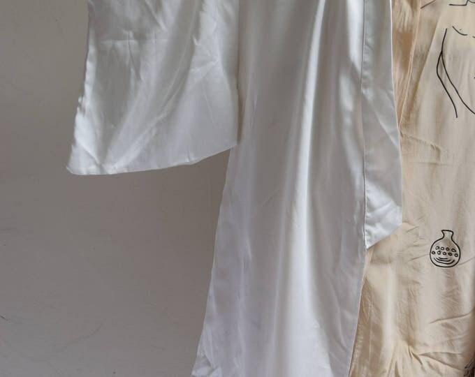 White Kimono |  Pick Your Print