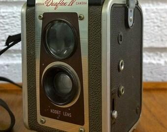Kodak Duaflex IV Camera, 620 Film Camera