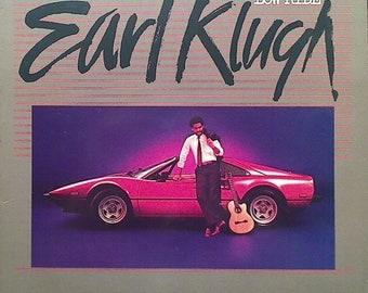 """Earl Klugh - """"Low Ride"""" vinyl"""