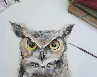Owl - Original