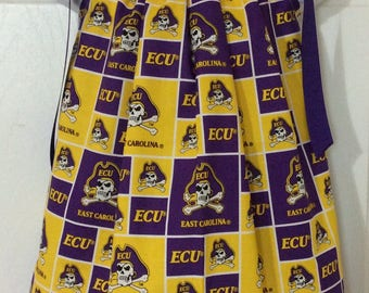 ECU Pillowcase Dress Size 3T