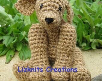 Muddy Dog Crochet Pattern
