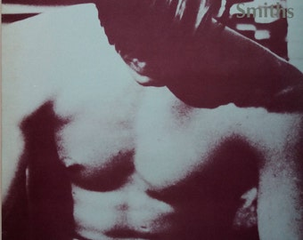 """The Smiths - Morrissey - Debut """"Self Titled"""" 1984 Vintage Vinyl LP Record - Excellent Condition! Free Shipping!"""