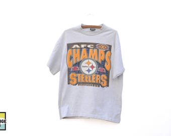 1996 Vintage Pittsburgh Steelers Super Bowl T-Shirt