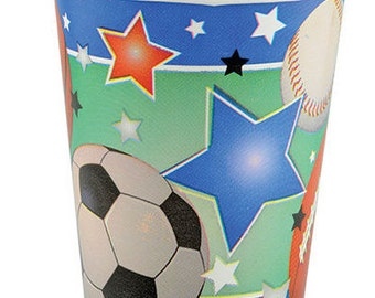 All-Sports Paper Cups 12ct