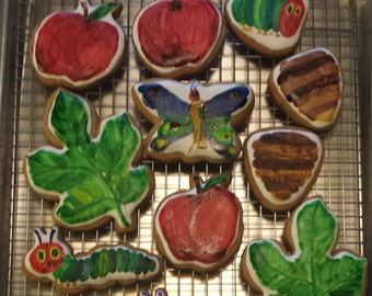 Eric Carle's The Hungry Hungry Catepillar
