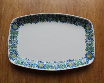 Figgjo Flint Norway Tor Viking ceramic tray