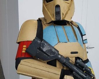 Star Wars Rogue One Shore Trooper Scarif Beach Stormtrooper Armour
