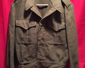 British Army 1950's Ike Style Jacket