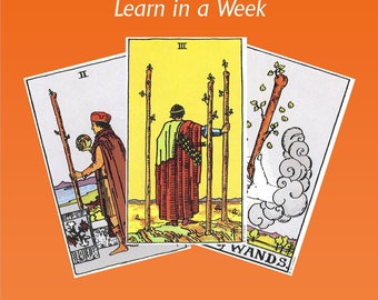 Learn to Read the Tarot - Suit of Wands Workbook