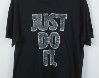 Vintage t-shirt, NIKE t-shirt, NIKE vintage, just do it, 90s clothing