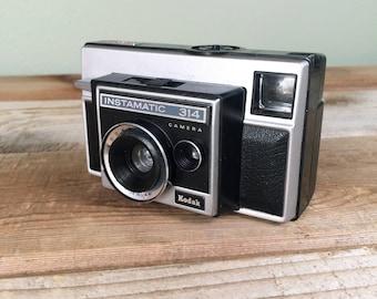 Kodak Instamatic 314 Film Camera with Kodar Lens Uses 126 Film Made in USA