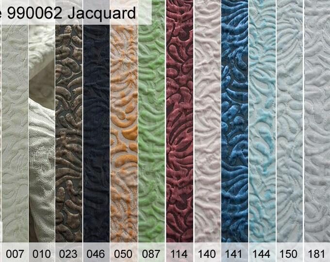 990062 Jacquard sample 6 x 10 cm